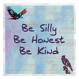 Be Silly Posters by Kimberly Allen