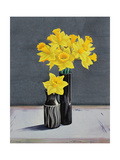 Still Life Daffodils Giclee Print by Christopher Ryland