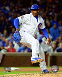 Aroldis Chapman Game 5 of the 2016 World Series Photo
