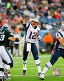 Tom Brady 2014 Action Photo