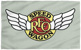REO Speedwagon - Speedwagon Logo Beach Towel Beach Towel