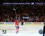 Marian Hossa 500th NHL Goal- October 18, 2016 Photo
