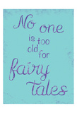 Fairy Tales Prints by Lauren Gibbons