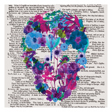 Skull 2.2 Prints by Victoria Brown