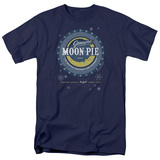 Moon Pie- Snowflake Logo Button Shirts
