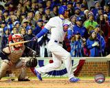 Ben Zobrist Game 5 of the 2016 World Series Photo