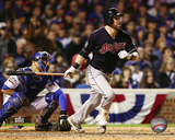 Jason Kipnis 3-Run Home Run Game 4 of the 2016 World Series Photo