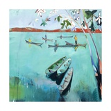 Float Giclee Print by Charlotte Evans
