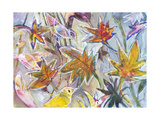 Autumn Colours Giclee Print by Margaret Coxall