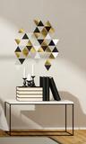 Triangles Vinilo decorativo