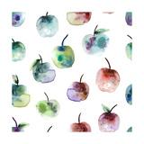Apples, 2016 Giclee Print by Varpu Kronholm