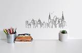 New Yorks skyline Wallstickers