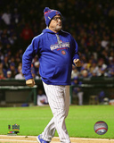 Joe Maddon Game 5 of the 2016 World Series Photo