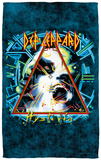 Def Leppard - Hysteria Cover Beach Towel Beach Towel