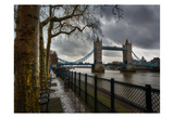 London Tower Bridge Prints by Victoria Brown