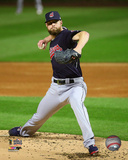 Corey Kluber Game 4 of the 2016 World Series Photo