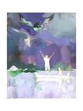 Birds Giclee Print by Charlotte Evans