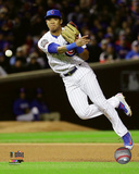 Addison Russell Game 5 of the 2016 World Series Photo