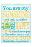 Sunshine Prints by Taylor Greene