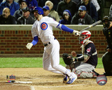 Kris Bryant Home Run Game 5 of the 2016 World Series Photo