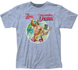 Frank Zappa- The Man From Utopia Circlet T-shirts