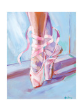 Ballet Shoes Poster by Anne Seay