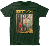Styx- The Grand Illusion Shirt