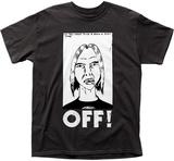 Off!-- First Four Eps Album Art Shirts
