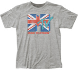 MTV- Union Jack Logo Shirts