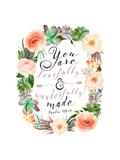 Psalm 139-14 Pôsters por Tara Moss