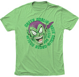 Green Goblin- Maniacal Laughter Shirts