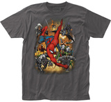 Spiderman- Villains Attack! Shirts