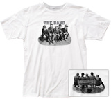 The Band- Benched (Front/Back) T-skjorte
