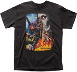 Evil Dead Ii-- Thai Poster T-Shirt