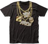 Yo! MTV Raps- Gold Chains T-skjorter