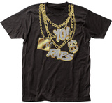 Yo! MTV Raps- Gold Chains T-Shirts