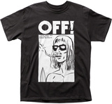Off!- Wasted Years Surfer Boyfriend Shirt