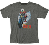The Orb- Motorcycle Dash T-shirts