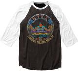 Styx- Paradise Theater Tour '81 Raglan T-Shirts