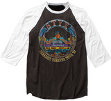 Styx- Paradise Theater Tour '81 Raglan - T shirt