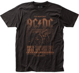 AC/DC- Madison Square Garden 1981 Shirts