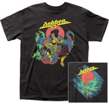 Dokken- Beast From The East (Front/Back) Tshirt