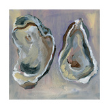 Oysters Prints by Anne Seay