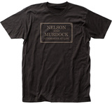 Daredevil- Nelson And Murdock Business Sign T-Shirt