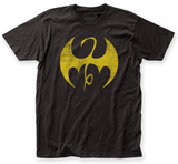 Iron Fist- Distressed Dragon Logo T-Shirt