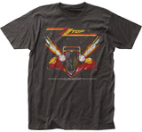 ZZ Top- Eliminator Album Art T-Shirts