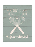 Whisks Prints by Jo Moulton