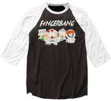 Raglan: South Park- Fingerbang Raglans