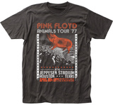 Pink Floyd- Animals Tour At Jeppesen Stadium T-Shirt