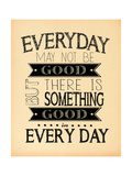 Every Day Beige Poster by Jo Moulton
